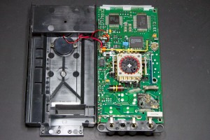 ABB Metrawatt M2004's Guts (back)